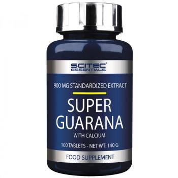 SCITEC Super Guarana 100tabs