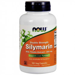 NOW Silymarin With Artichoke&Dandelion 300mg 200vegcaps
