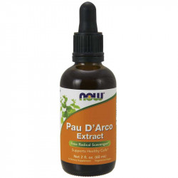 NOW Pau D'Arco Extract 60ml