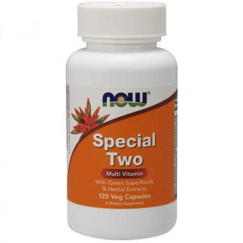 NOW Special Two 120vegcaps