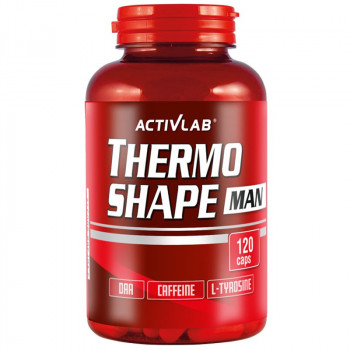 ACTIVLAB Thermo Shape Man 120caps