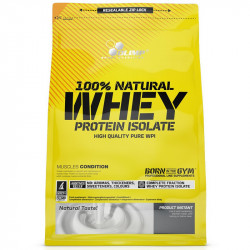 OLIMP Pure Whey Isolate 95 600g ZIP