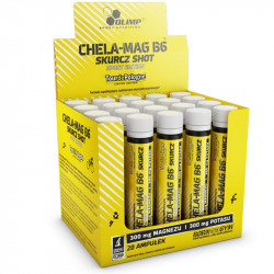 OLIMP Chela-Mag B6 Skurcz Shot TourDePologne 25ml