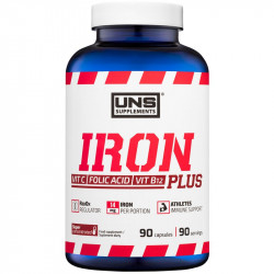 UNS Iron Plus 90caps