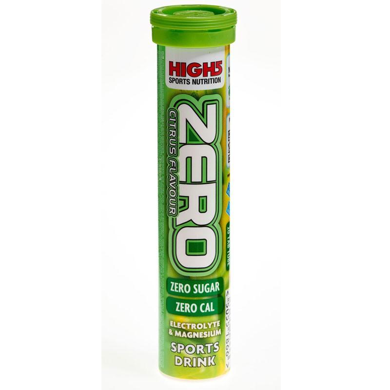HIGH5 Zero 20tabs ELEKTROLITY - elektrolity do rozpuszczania w tabletkach - Sklep internetowy ...