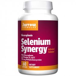 JARROW FORMULAS Glucoraphanin Selenium Synergy 60caps