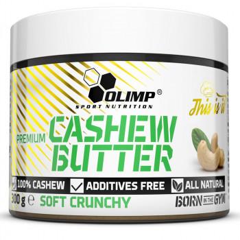 OLIMP Premium Cashew Butter 300g MASŁO Z ORZECHÓW NERKOWCA