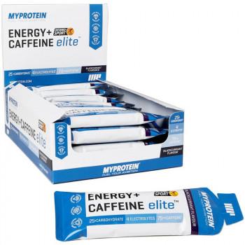 MYPROTEIN Energy + Caffeine Elite 50g ZEL ENERGETYCZNY Z KOFEINA