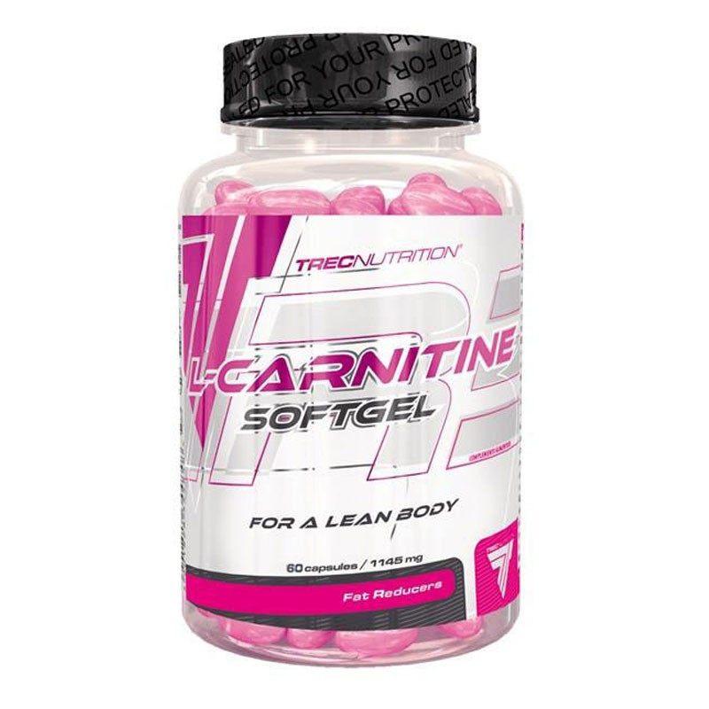 TREC L-carnitine SoftGel 60caps
