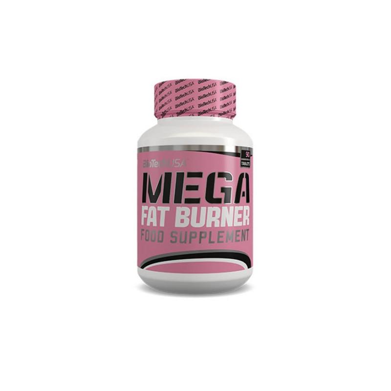 Biotech USA Mega Fat Burner 90tabs