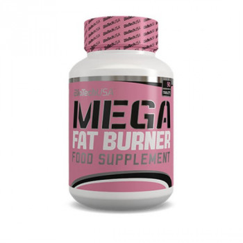 Biotech USA Mega Fat Burner 90tabs
