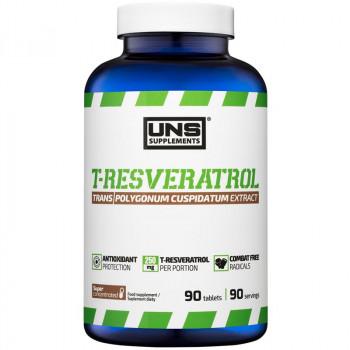 UNS T-Resveratrol 90tabs