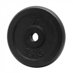 PLATINUM FITNESS Obciążenie Żeliwne Czarne P0029 29mm/1,25kg