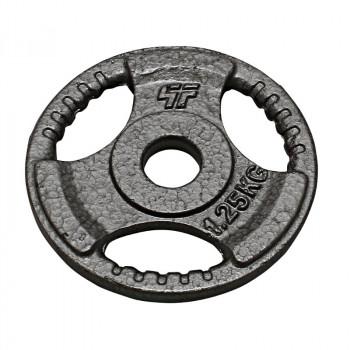 PLATINUM FITNESS Obciążenie Żeliwne Hammertone P0024 29mm/1,25kg