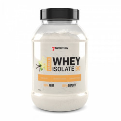 7NUTRITION Whey Isolate 90...