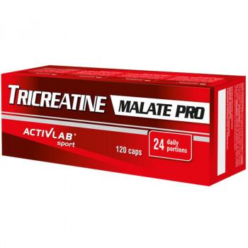 ACTIVLAB Tri Creatine Malate Pro 120caps TCM