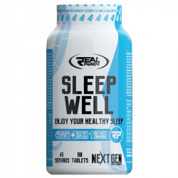 Real Pharm Sleep Well 90tabs