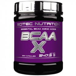 SCITEC BCAA X 330caps