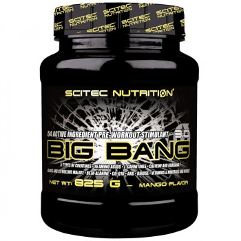 SCITEC Big Bang 3.0 825g