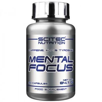 SCITEC Mental Focus 90caps