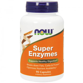 NOW Super Enzymes 90caps
