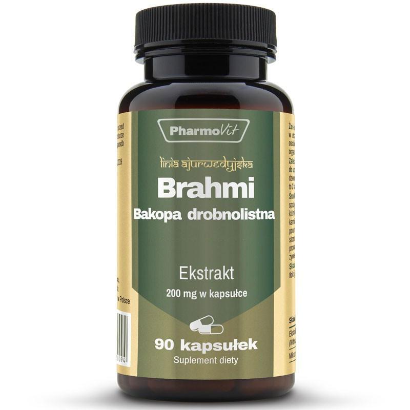 PHARMOVIT Brahmi Bakopa Drobnolistna 90caps