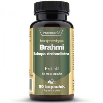 PHARMOVIT Brahmi Bakopa Drobnolistna 20:1 90caps