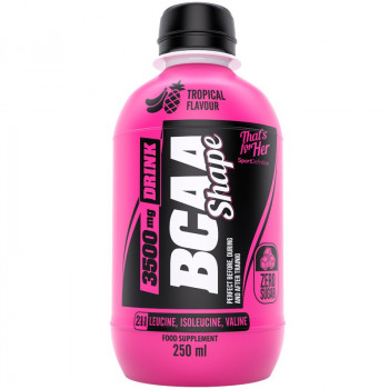 SportDefinition Drink BCAA Shape 250ml