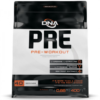 DNA PRE Pre-Workout 400g