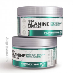 FORMOTIVA Beta-Alanine Capsules 120caps