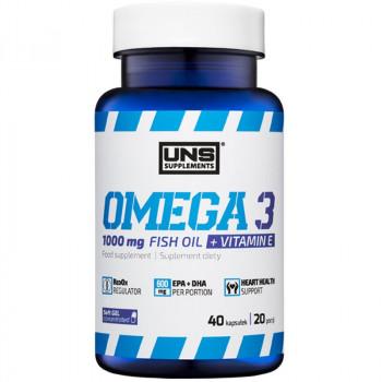 UNS Omega 3 40caps