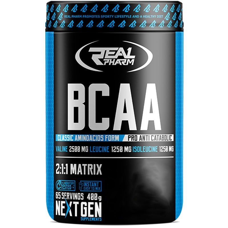 Real Pharm BCAA 300g
