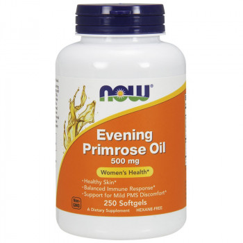 NOW Evening Primrose Oil 500mg 250caps