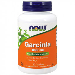 NOW Garcinia 1000mg 120tabs