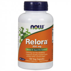 NOW Relora 300mg 120vegcaps