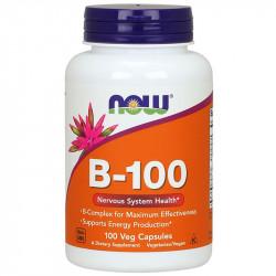 NOW B-100 100vegcaps
