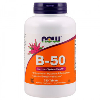 NOW B-50 250tabs