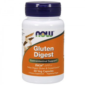 NOW Gluten Digest 60vegcaps