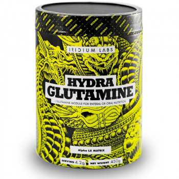 IRIDIUM LABS Hydra Glutamine 450g