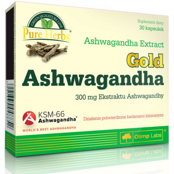 OLIMP Gold Ashwagandha 30caps