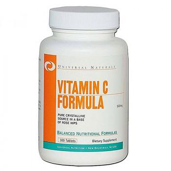 UNIVERSAL Vitamin C Formula 100tabs