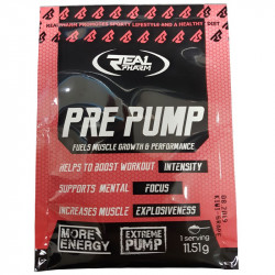 Real Pharm Pre Pump 11,51g