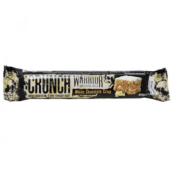 WARRIOR Crunch High Protein Low Sugar Bar 64g Baton Białkowy