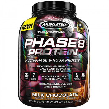 MUSCLETECH Phase8 Protein 2000g