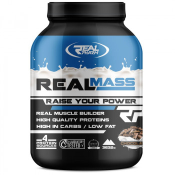 Real Pharm Real Mass 3632g SŁÓJ