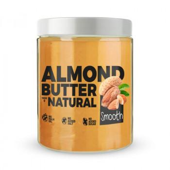 7NUTRITION Almond Butter Natural 1000g