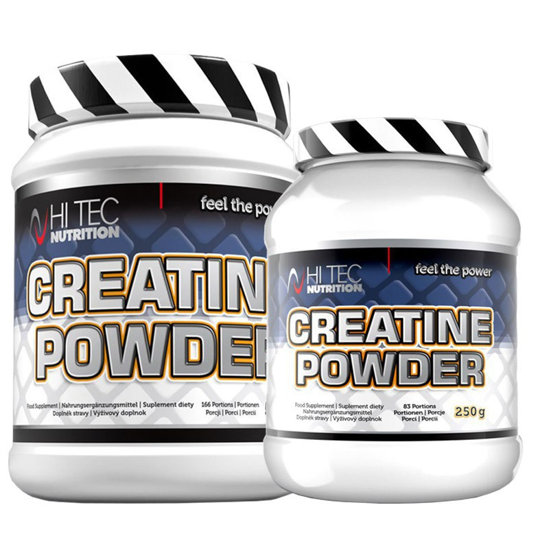 HI TEC Creatine Powder 500g + 250g
