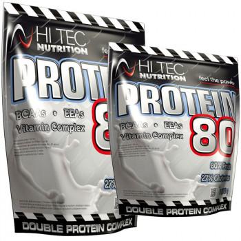 HI TEC Protein 80 2250g + 1000g
