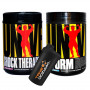 UNIVERSAL Shock Therapy 840g + Storm 750g + Shaker Gratis
