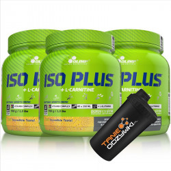 OLIMP Iso Plus 2100g + Shaker